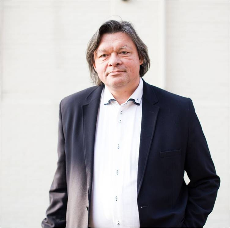 doenker profielfoto Raymond Dijkstra